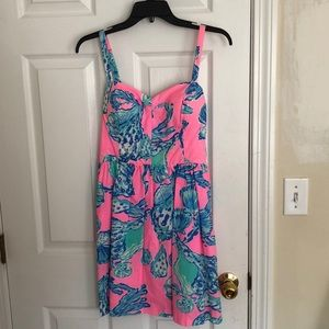 Lilly Pulitzer Dress , Pink, Hardly Worn